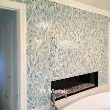 High end <b>Customized Hand</b> cut Mosaic <b>Mural</b> Classic Hibiscus ...