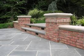 irregular natural stone kitchen wall natural stone masonry brick pier x masonry stone patios amp walls