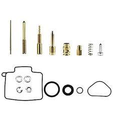 17Pcs Carburetor Rebuild Kit <b>Motorcycle Carburetor Repair</b> Tool ...