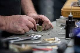Baldwin Deadbolt Single Cylinder Reserve Chromes Polished ...
