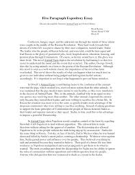 a expository essay example expository essays