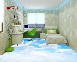 <b>High Definition</b> Fashion <b>Interior Decoration</b> Wallpaper Pure Blue Sky ...