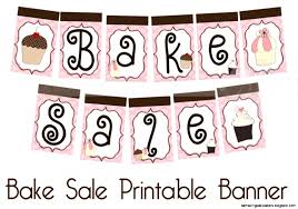 bake items clipart  popular items for bake on