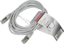 <b>Сетевой кабель Hama</b> Patch Cord cat 5e STP (RJ45) 30m H-30620 ...