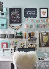 1000 ideas about craft room design on pinterest home office storage and offices charming office craft home wall storage