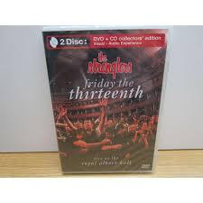 <b>Friday the</b> thirteenth - dvd + bonus cd limited by The <b>Stranglers</b>, DVD ...
