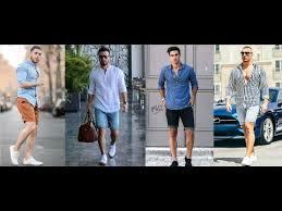 Men's <b>Summer Casual</b> Style Inspiration Lookbook | Men's Shirt ...