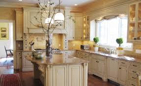 dishy kitchen counter decorating ideas: f wooden kitchen cabinet tile kitchen countertop designs u shape brown wood kitchen cabinet natural stone wall tile white kitchen island ideas white
