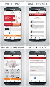 the job mail android app is here job mail app screenshots1