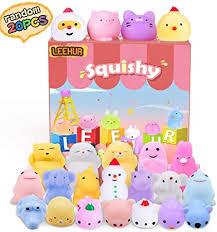 LEEHUR Squishies for Girls Birthday Party Favors ... - Amazon.com