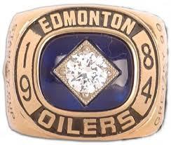 <b>Oilers</b> 1984 Stanley Cup Ring | Stanley cup rings, <b>Oilers</b>, Edmonton ...