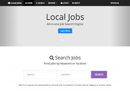 instant job search engine aggregator by vidal codecanyon instant job search engine aggregator