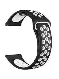 Спортивный <b>универсальный силиконовый ремешок для</b> часов ...