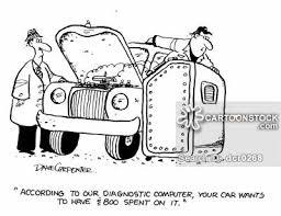 Image result for auto repair caricature