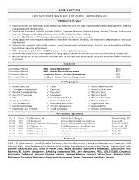 Human Resource Assistant Resume  Human Resources HR Officer Resume Example  by mplett