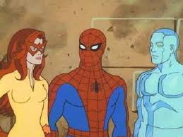 Resultado de imagen de spiderman y sus increibles amigos