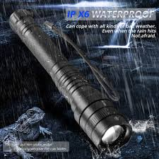 7000Lms <b>LED Flashlight</b> xhp70.2 <b>Ultra</b> Bright Waterproof linterna ...