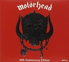 MOTORHEAD - <b>Motorhead</b>: <b>40th Anniversary</b> Edition - Amazon.com ...