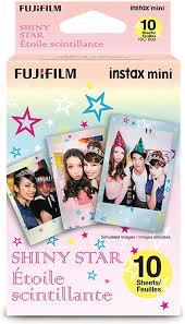 Fujifilm Instax Mini Shiny Star Film - 10 Exposures ... - Amazon.com