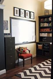 office decor add a large white board to keep yourself organized building home office awful