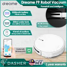 <b>Dreame F9</b> Global Version Robot Vacuum Wet Mopping <b>Smart</b> ...