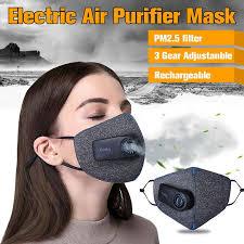 Xiaomi <b>Purely Anti</b>-<b>Pollution Air</b> Mask Purifier HEPA Filter Anti Dust ...