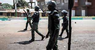 Guinea arrests opposition leaders after disputed election | Guinea ...