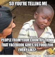 IMAGE | i feel it meme black kid via Relatably.com