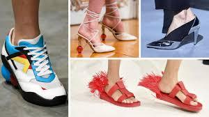 <b>spring 2019 shoe</b> trends