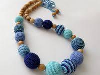 Вязаные бусы, слингобусы: лучшие изображения (92) | Crochet ...