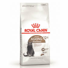 <b>Royal Canin Sterilised Ageing</b> 12+ Cat - Puppify - Pet Store ...