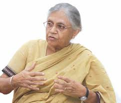 Image result for sheela dixit