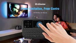 Best Buy! <b>Alfawise A9 New Touch</b> Wireless Keyboard Flash Sale for ...