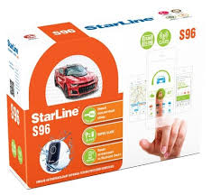 <b>Автосигнализация StarLine S96 BT</b> 2CAN+2LIN GSM — купить по ...