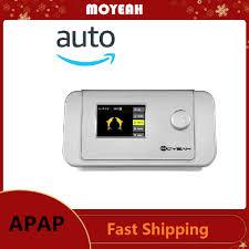 <b>MOYEAH</b> Portable Auto <b>CPAP Machine</b> with Mask Tube <b>Anti</b> ...