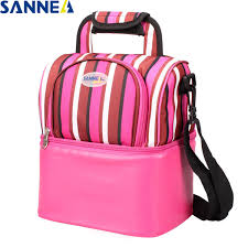 <b>SANNE 9L</b> Thermal Lunch Bag Picnic Storage Lunch Bags ...
