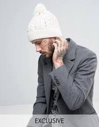 Купить мужские шапки бини в интернет-магазине Lookbuck ...