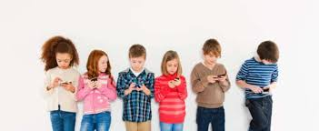 「kids with mobile phones」的圖片搜尋結果