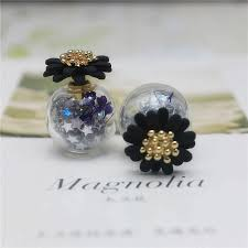 <b>2019</b> new <b>fashion</b> brand jewelry <b>double side</b> stud earrings for ...