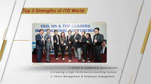 itd world top strengths and testimonials itd world top 3 strengths and testimonials