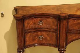 Dining Room Console Cabinets Narrow Mahogany Sideboard For Dining Room Great Console Table
