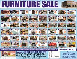 arv furniture flyers arv furniture weekly flyer huge arv furniture weekly flyer huge discount on display items sofa bedrooms dining coffee tables