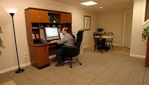 basement home office ideas inspiring goodly home office ideas turning a finished basement cool basement home office home