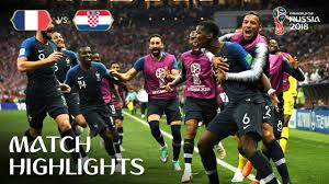 France v Croatia - <b>2018</b> FIFA <b>World Cup</b>™ FINAL - HIGHLIGHTS ...