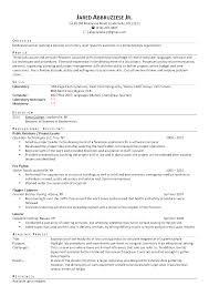 resume for beginners getessay biz 10 images of resume for beginners