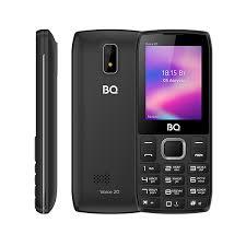 <b>Телефоны</b> | <b>BQ 2400L</b> Voice 20