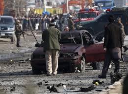 كابول: هجوم انتحاري على سيارة تابعة للسفارة البريطانية
