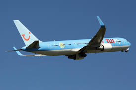 ttg media travel industry travel agent and tourism news events a tuifly aircraft in flight