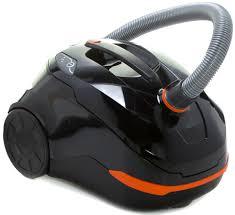 Бытовой <b>пылесос Thomas Aqua</b>-Box Compact, черный, оранжевый