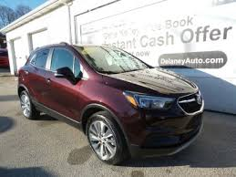Certified 2018 Buick Encore AWD Preferred for sale in Indiana, PA ...